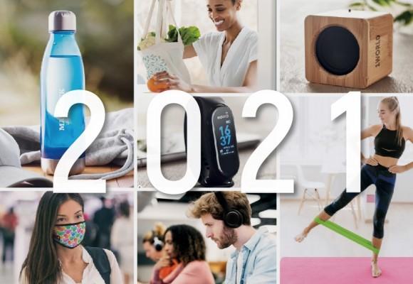 Tendencias 2021 en Regalo Promocional